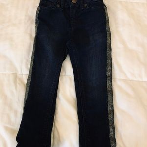 Baby Gap Toddler Girl Skinny Fit Jeans size 2T